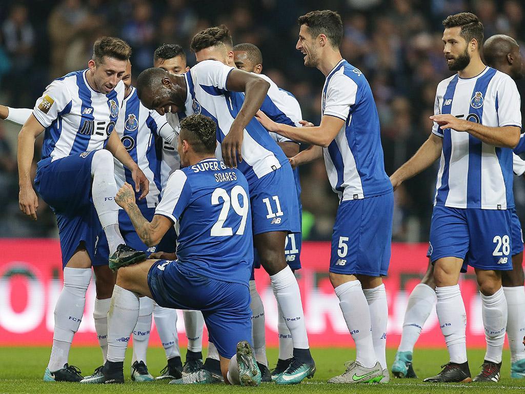 Apostas Liga dos Campeões - FC Porto