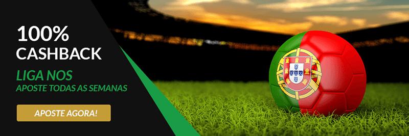 Bónus ESC Online Mundial 2018 - 100% Cashback Portugal