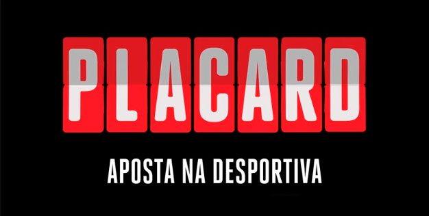 Placard Apostas Online