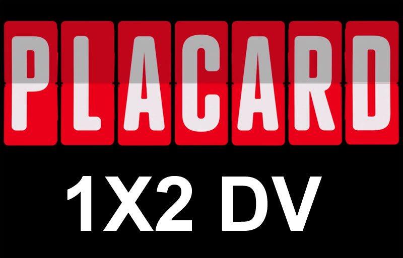 Placard DV, como funciona? Conheça o significado do DV no Placard