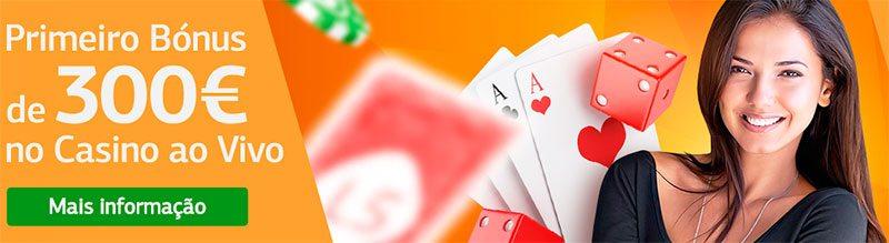 Bónus Casino Online LSBet: 50% até 300 EUR!