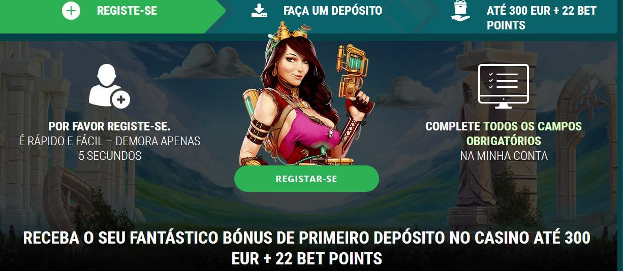 Casino 22bet Portugal