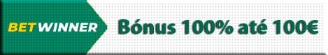 Betwinner - Bónus 100% até 100€