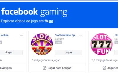 Jogos facebook à conquista dos casinos