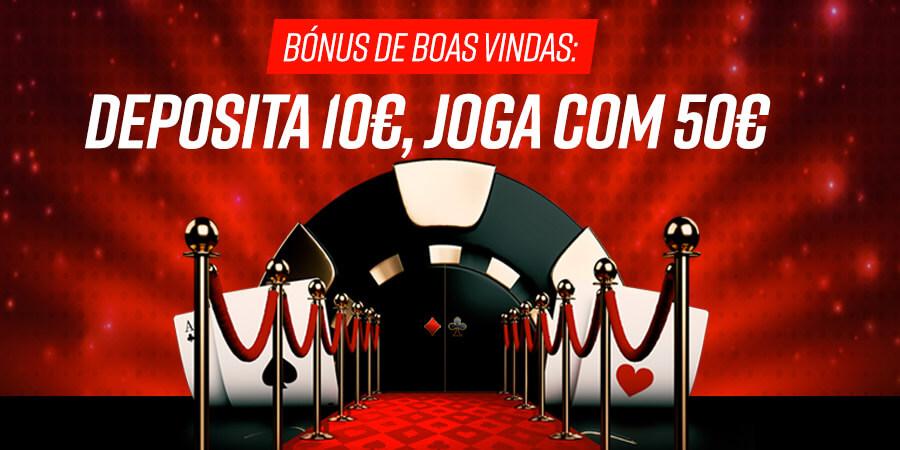 Bónus Casino Online de 50€