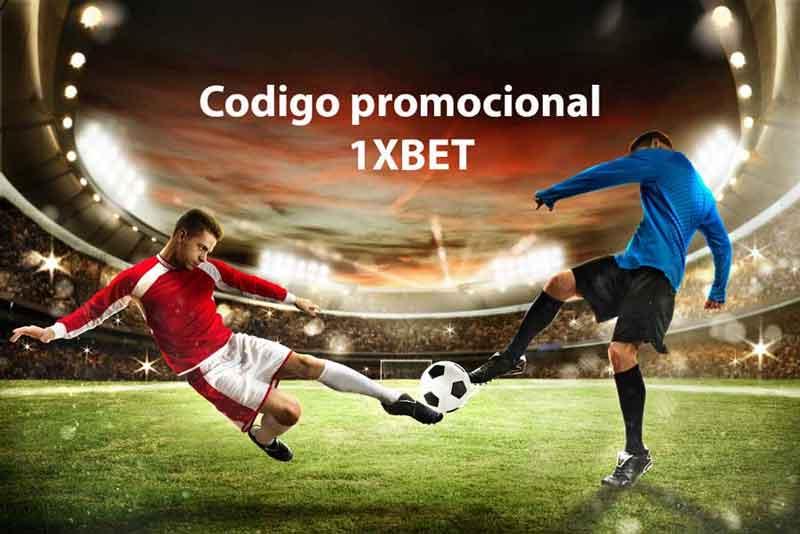 Código promocional 1xbet Portugal