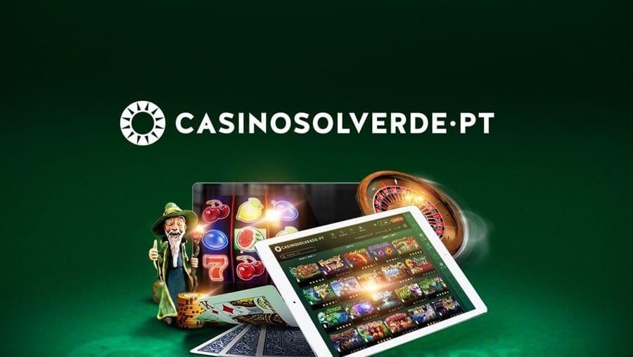 Casino Solverde Online - Mais de 600 jogos disponíveis!