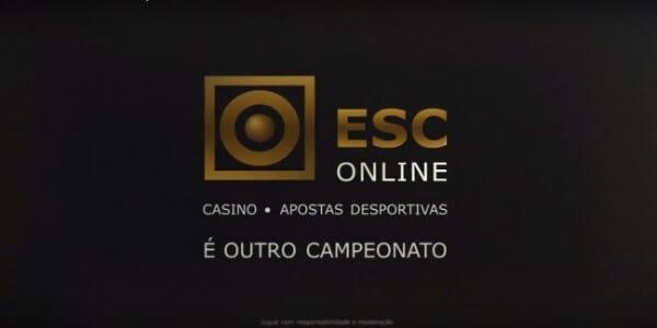 ESC Online Apostas com promoções aliciantes