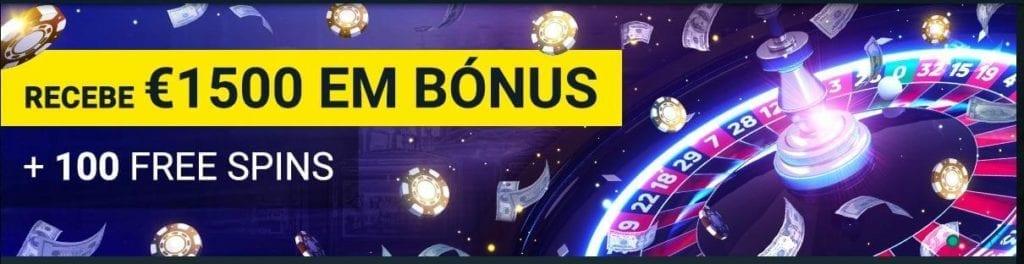 Casinos Online com bónus e free spins