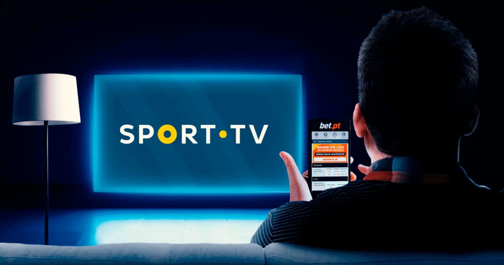Bónus Betpt: Um mês de SportTV grátis!