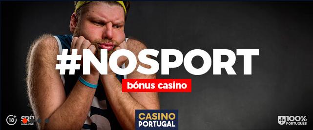 Conheça os bónus ativos de desporto do Casino Portugal