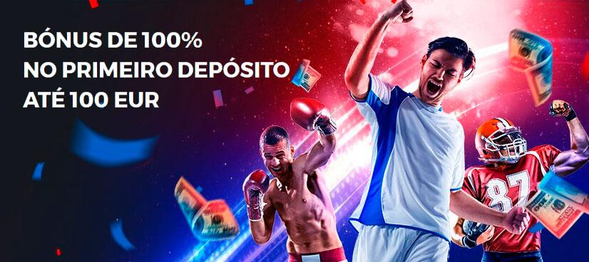 Bónus Megapari Portugal para apostas desportivas: Ganhe 100% até 100€