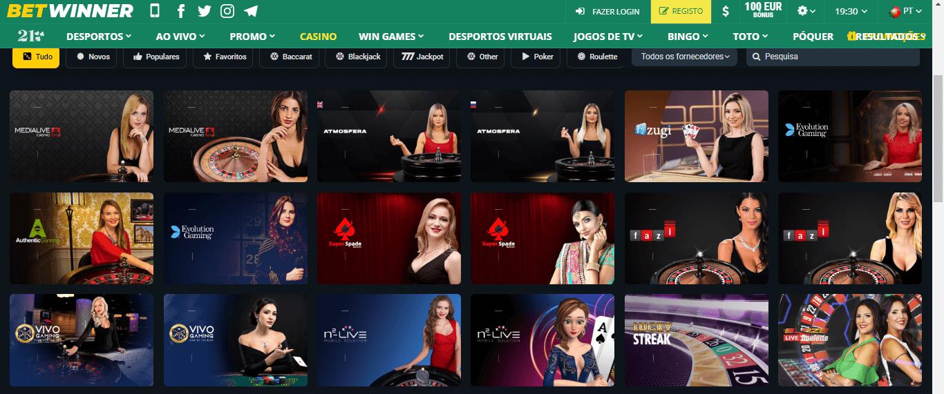 Betwinner, melhor casino online com mais de 3000 jogos!
