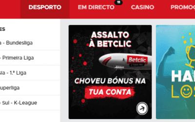 Betclic | A casa de apostas com a licença 001