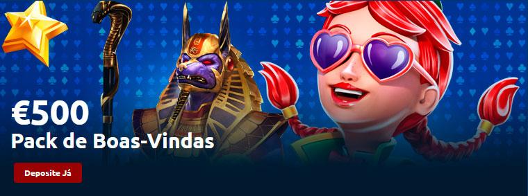 Bónus casino TornadoBet Portugal de boas-vindas até 500€!