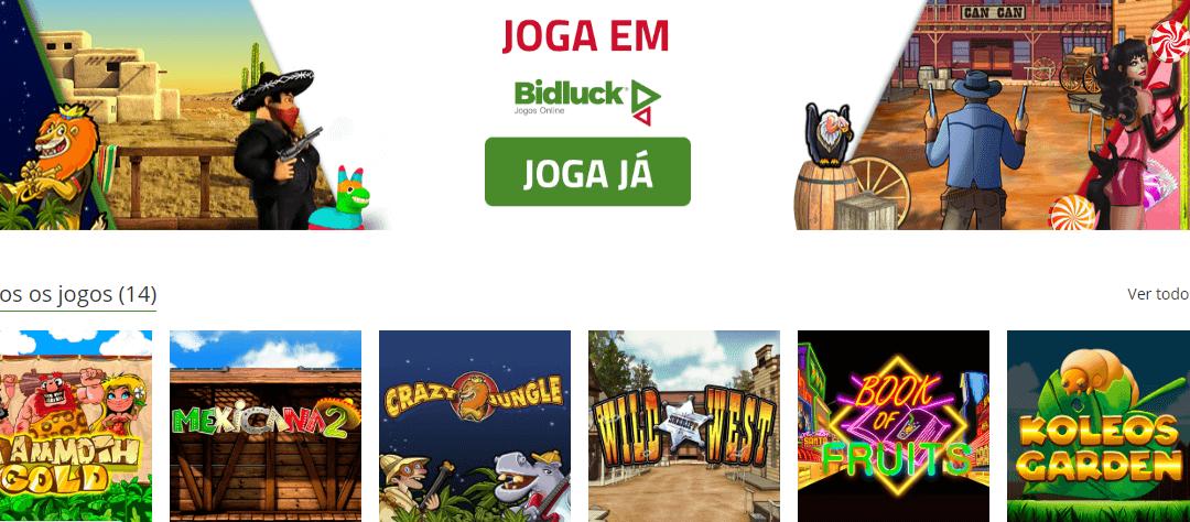 Bidluck | A mais recente casas de apostas em Portugal