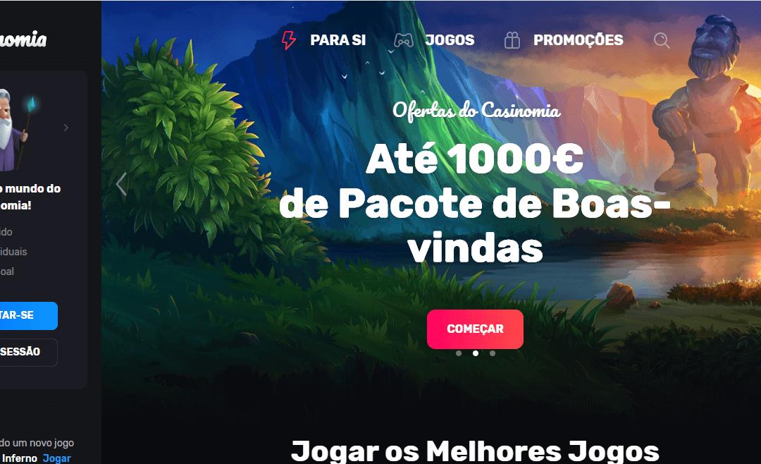 Casinomia Portugal | Um casino online com mais de 1400 jogos de casino