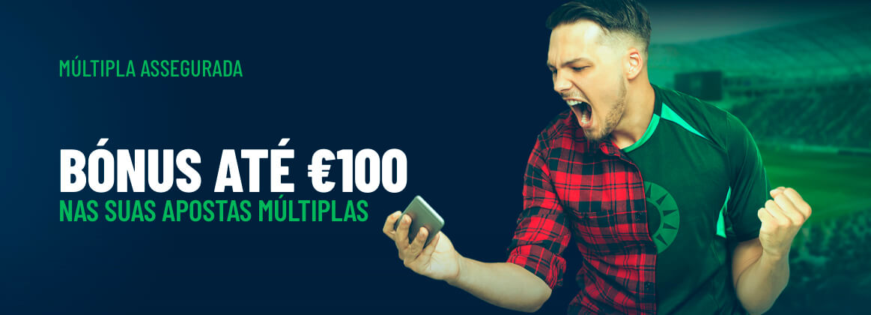 Bónus Solverde até 100€!