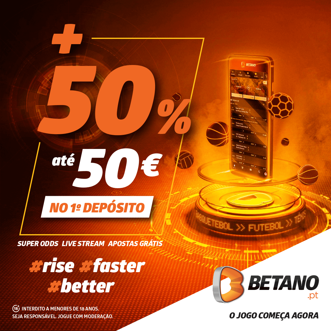 Aproveite o código promocional Betano Portugal