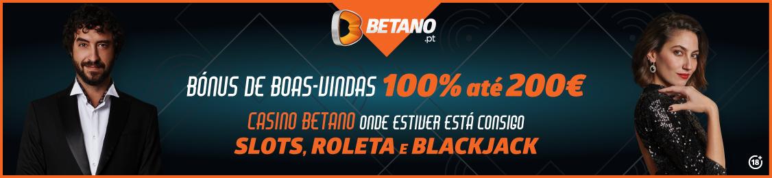 Código Promocional Betano Casino