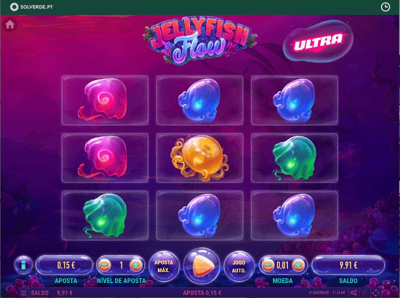 Jogue nas slots machines!