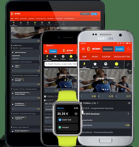 Betano App | Aposte em Qualquer Lugar Através do Smartphone!
