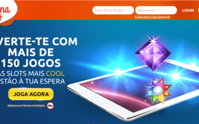 Casino BacanaPlay com bónus exclusivo de 100% até 100€
