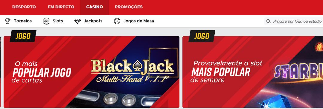 Betclic Casino tem slots, jogos e muitos torneios