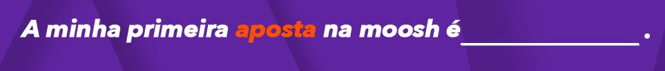 Moosh Bónus Grátis de 10€ para apostar em desporto ou casino
