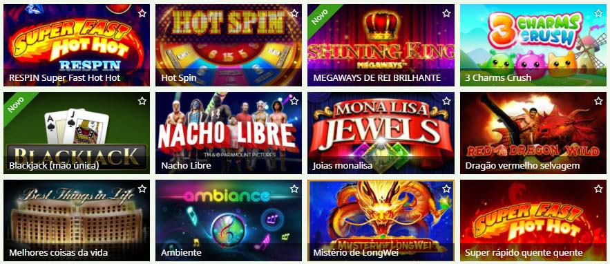 bet 9 jogos de casino online
