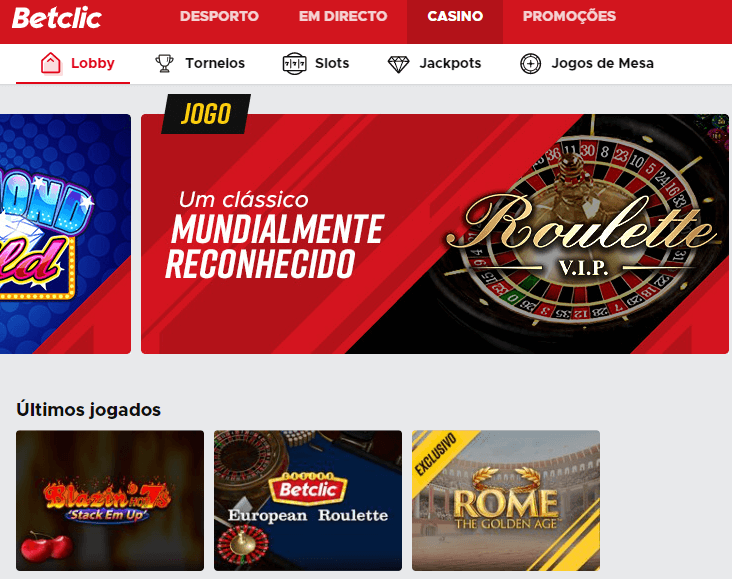 Jogue no Betclic Casino Portugal| | Casinos Online