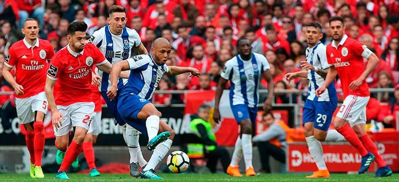 Cashout Benfica x FC Porto