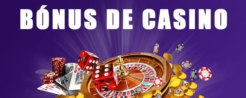 bónus de casino online