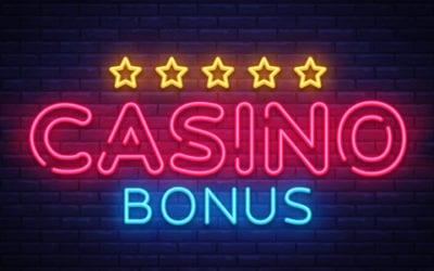 Bónus de casino » saiba como ganhar