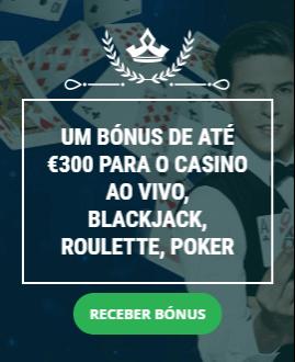 bónus de casino ao vivo - 22bet