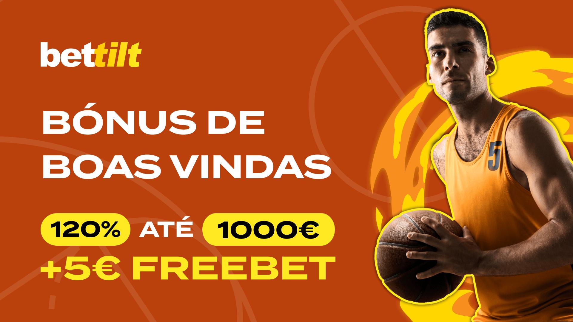 Bónus Bettilt Portugal para apostas desportivas e casino