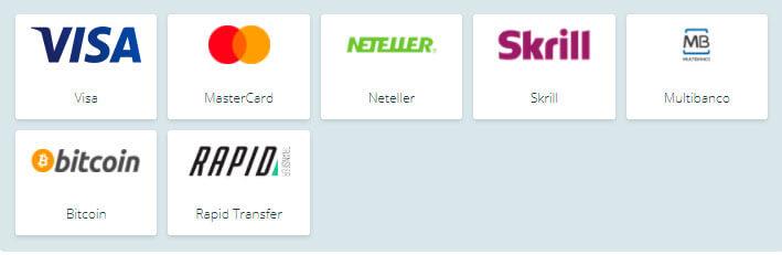 Métodos de Pagamento utilizados pelas Casas de Apostas Online em Portugal e Brasil