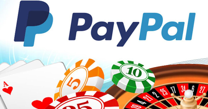 Casas de Apostas com PayPal - Feature