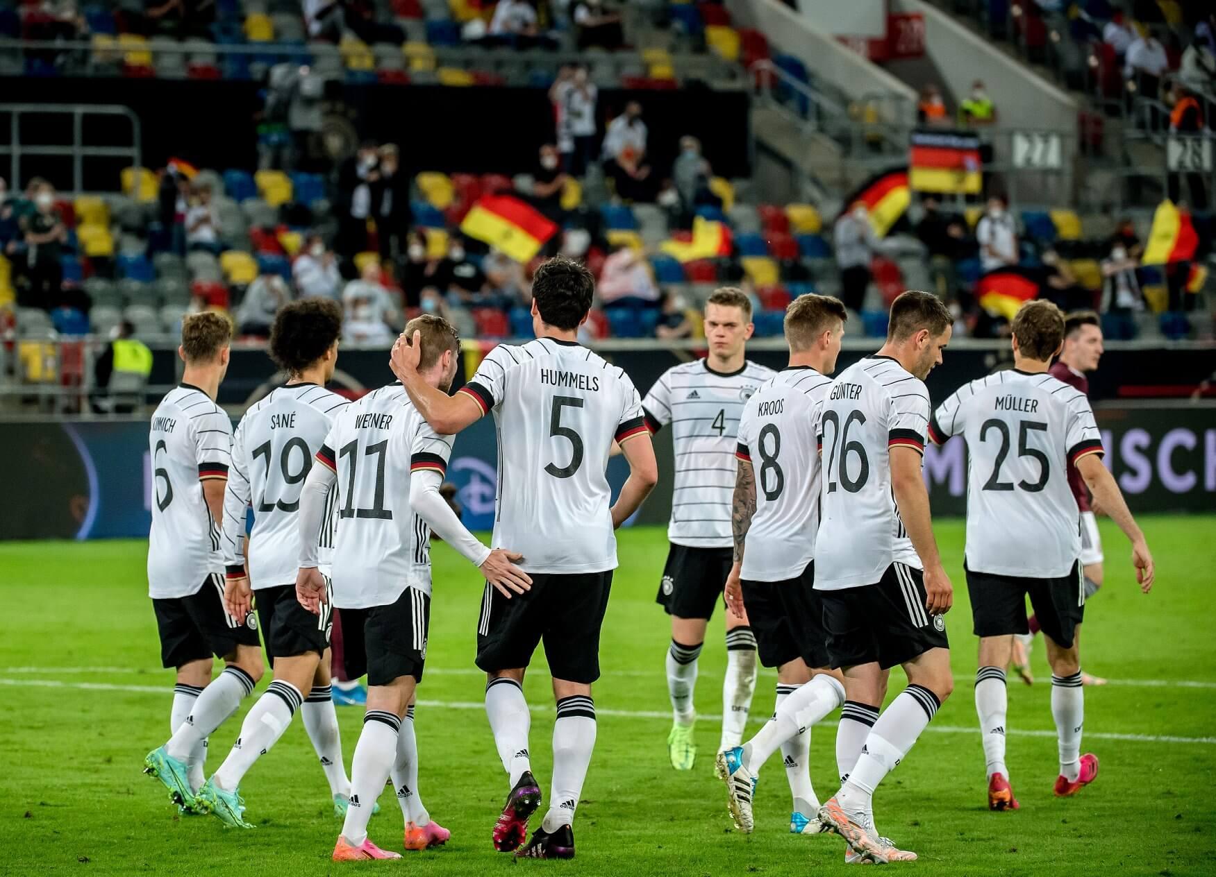 Aposte Euro 2020 na Alemanha