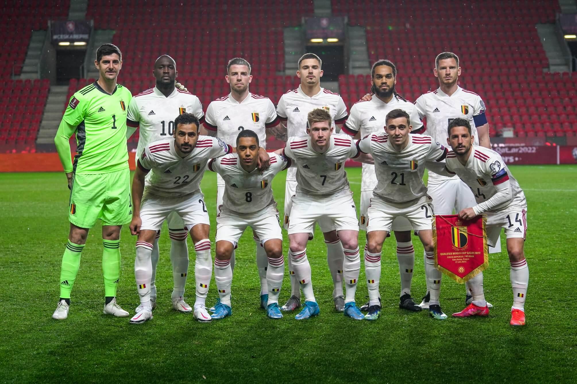 Faça apostas Euro 2020 na Bélgica
