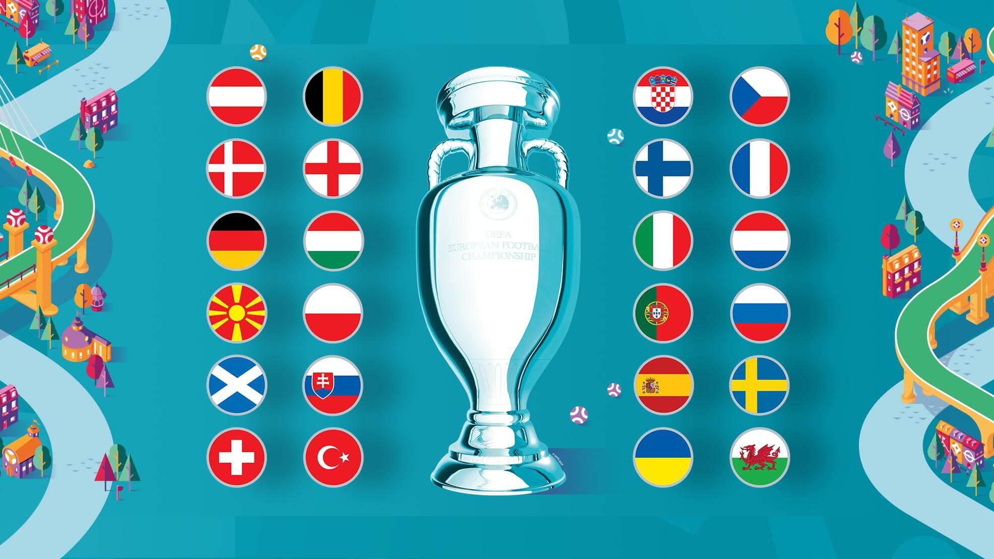 Apostar Euro 2020