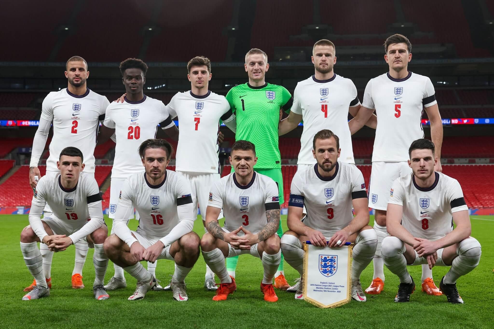 Aposte Euro 2020 na Inglaterra
